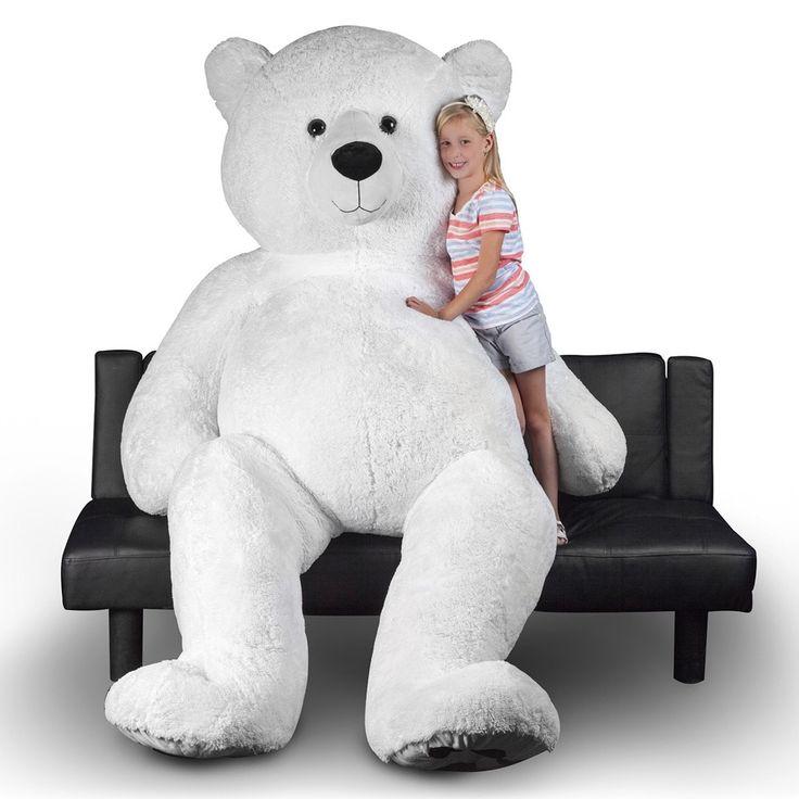 best 25 giant stuffed animals ideas on pinterest lilo and stitch doll stitch stuffed animal. Black Bedroom Furniture Sets. Home Design Ideas