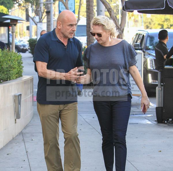 Bas Rutten Sighted Going to Lunch in Beverly Hills on January 5 2018