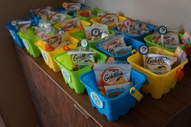 Bubble guppies birthday party ideas - Bubble guppies party favors ideas ...