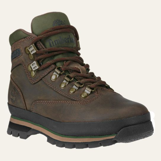 Timberland   Women's Leather Euro Hiker Boots