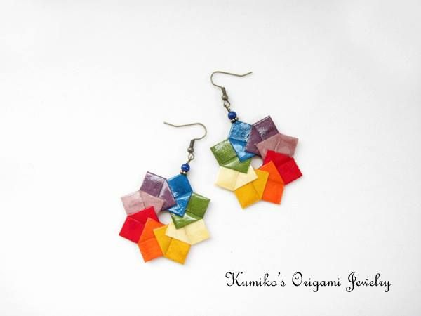 Best 25+ Origami jewelry ideas on Pinterest | H&m origami ... - photo#38
