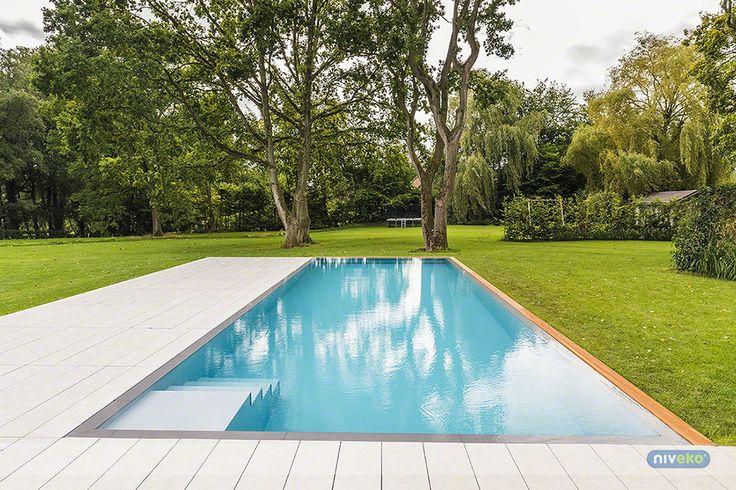 NIVEKO WHISPER » niveko-pools.com  » niveko-pools.com #lifestyle #design #health #summer #relaxation #architecture #pooldesign #gardendesign #pool #swimmingpool #niveko #nivekopools