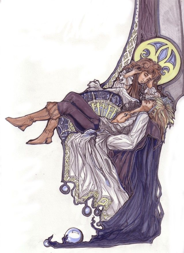 My King -Labyrinth by ~zirofax on deviantART