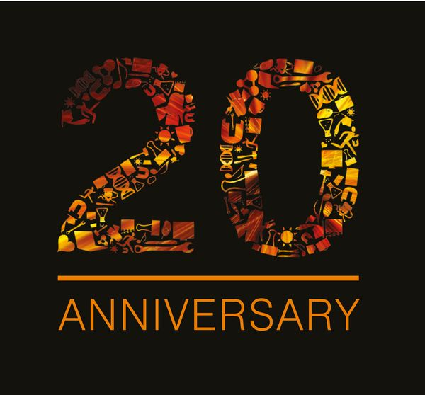 31 Best 20th Anniversary Images On Pinterest 20th Anniversary