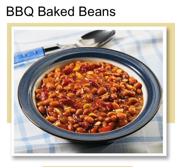 Heinz it up BBQ Baked Beans, super easy and definitely my families favourite!! Combine 2 cans Heinz beans in tomato sauce, 1 onion diced, 4 cloves garlic, 8 slices of crisp cooked bacon crumbled, 1/2 cup maple syrup, 1/4 cup hot and spicy Heinz ketchup (we just add a tsp of Franks hot sauce or sriracha sauce to regular ketchup), 1/4 cup of your favourite Heinz BBQ sauce, 2 tsp Worcestershire sauce, salt and pepper to taste. Combine all ingredients. Cover and bake at 350 F for 45 minutes :)