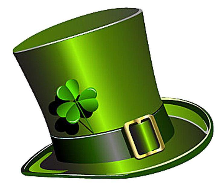 A Great Leprechaun Artist Hard At Work: St. Patrick's Day Hat