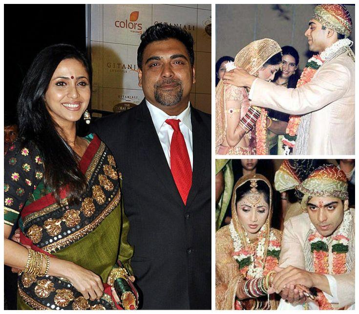 Gautami Gadgil & Ram Kapoor