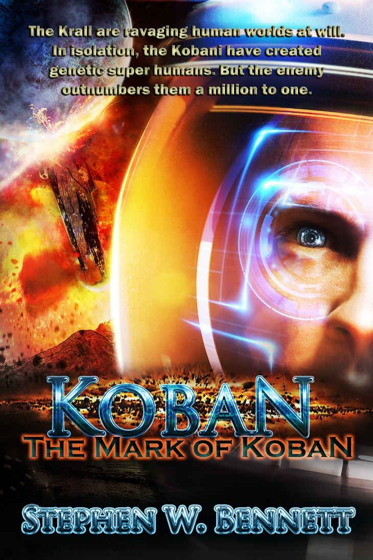 The Mark Of Koban This Series Is Picking Up Speed, A Very Enjoyable Book