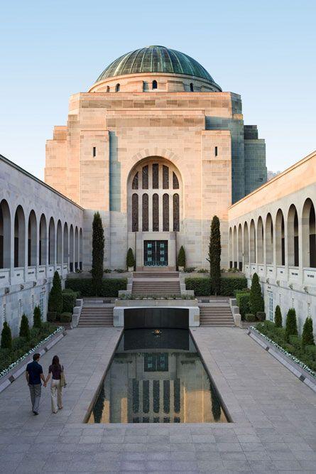 The Australian War Memorial - Canberra  #City_Edge_Apartment_Hotels   #Cityedge    http://www.cityedge.com.au