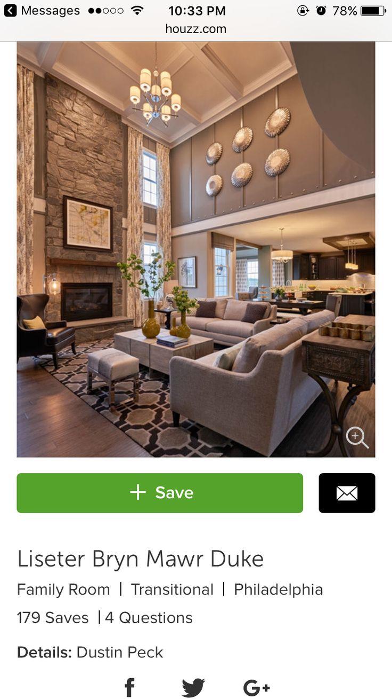 101 best Living Room images on Pinterest   Innenräume, Räume und ...