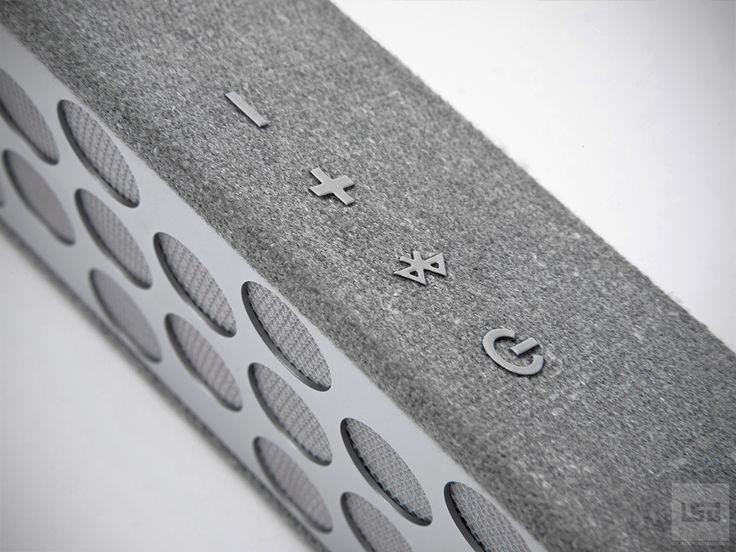 Liberate Bluetooth Speaker | House of Marley | LifestyledesignLifeStyleDesign