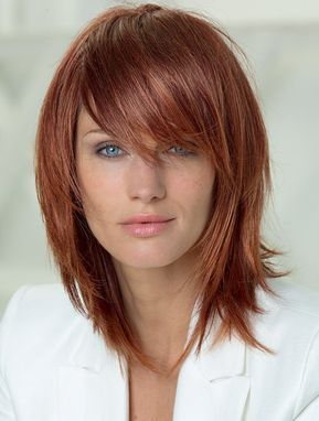 how to style layered hair 1219 best hair color and haircuts images on 1219