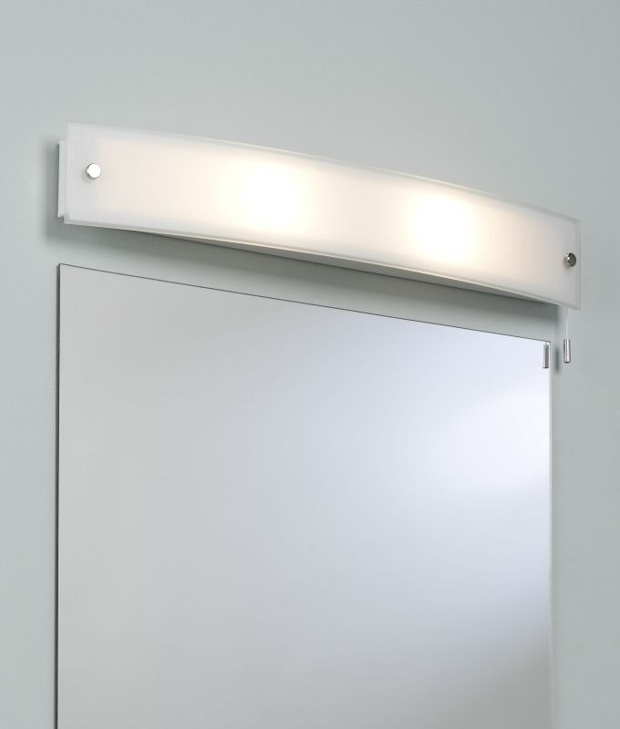 Curved Wall Light - Over Mirror Light | Lighting