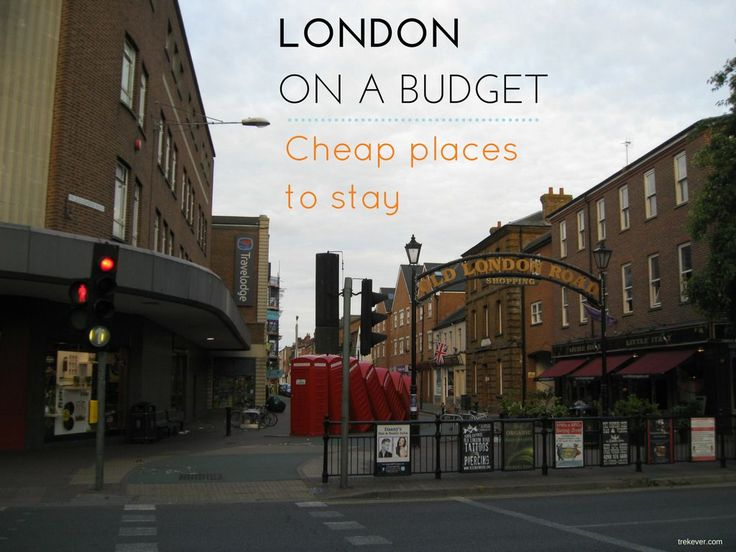 London on a budget: Cheap places to stay in London