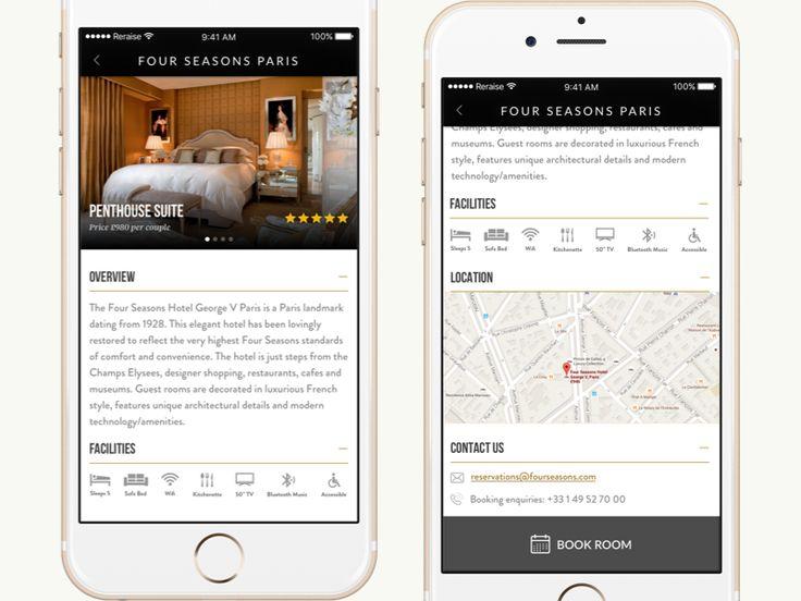 Hotel Comparison App by Re Raise