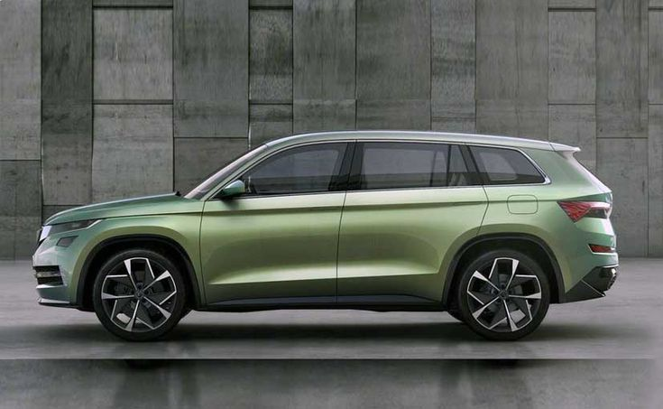 Škoda will showcase much awaited SUV visionS concept in Geneva International Motor Show