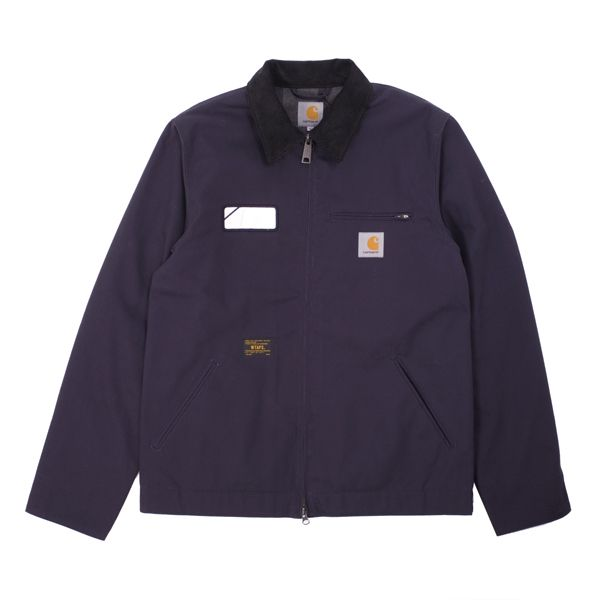 Wtaps Carhartt Detroit Jacket - The perfect match...  Wtaps joins forces with Carhartt to bring you this lovely rendition of the iconic Detroit Jacket. Highly essential and classic piece.