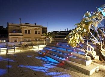 Hotel Claris Barcelona Spain Evening
