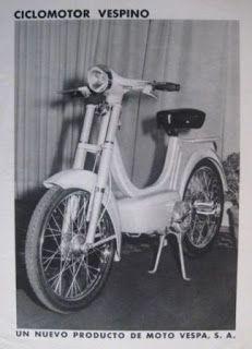 VESPINARIUM: VESPINO (1968)