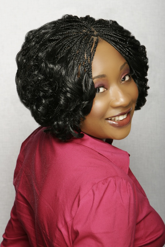 Magnificent 1000 Images About Black Hair Braid Styles On Pinterest Goddess Short Hairstyles Gunalazisus