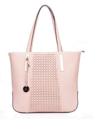Diana Korr Shoulder Bag Pink - Price in India | Flipkart.com #HandBags