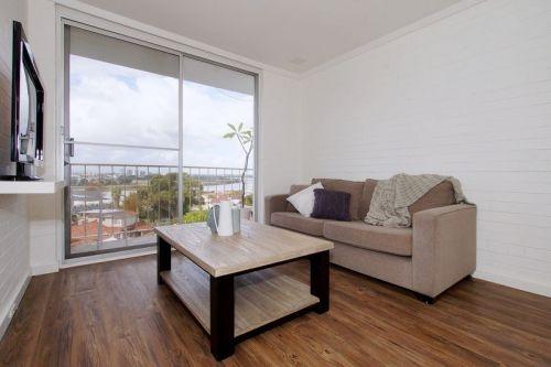 26 Stanley Street living room reno