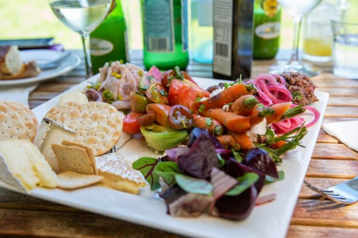 The tapas and cheese platter at Coriole Winery in South Australia's Fleurieu Peninsula is worthy of any foodie.