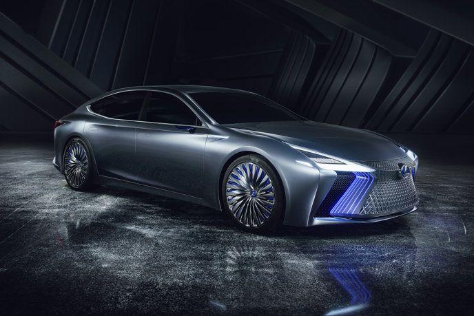 Autonomous-capable Lexus concept unveiled  http://autotalk.com.au/industry-news/autonomous-capable-lexus-concept-unveiled
