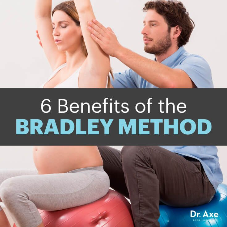 Bradley Method - Dr. Axe http://www.draxe.com #health #holistic #natural