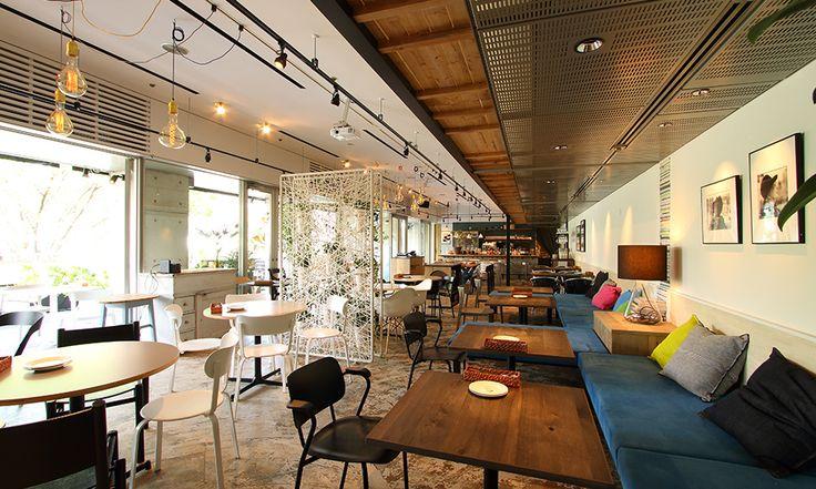 東京 千駄ヶ谷 GOOD MORNING CAFE レストラン・カフェ、スタジオレンタル(撮影貸し)   株式会社バルニバービ