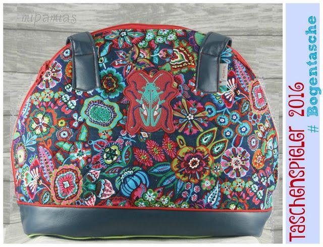 Taschenspieler3 - Bogentasche