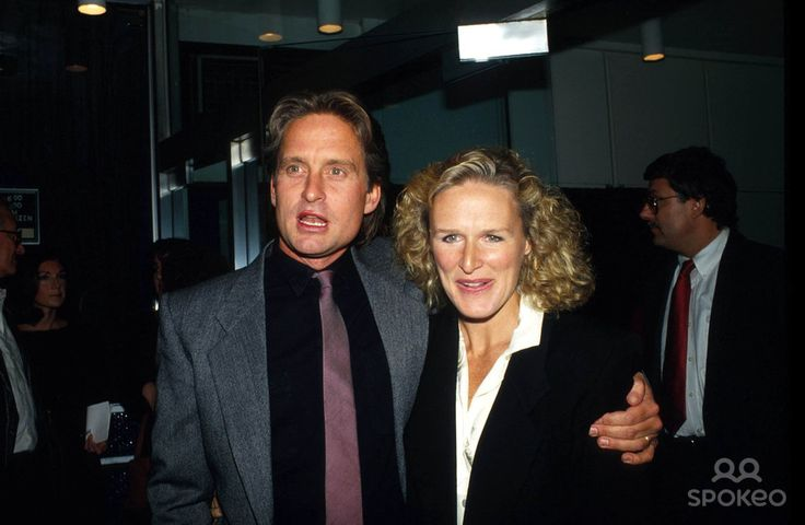 Glenn Close, Michael Douglas