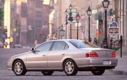 2000 Acura TL Used Carr. Start Bid Was $550.  #UsedCarAuctions #CarAdvertising #CarAuctions