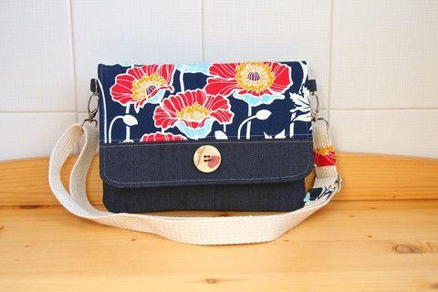 The Begonia Convertible Bag PDF Sewing Pattern