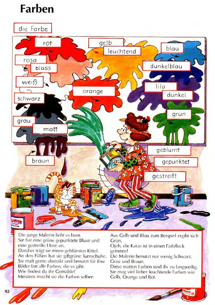 75 besten Farben Bilder auf Pinterest   Montessori, Vorschule und ...