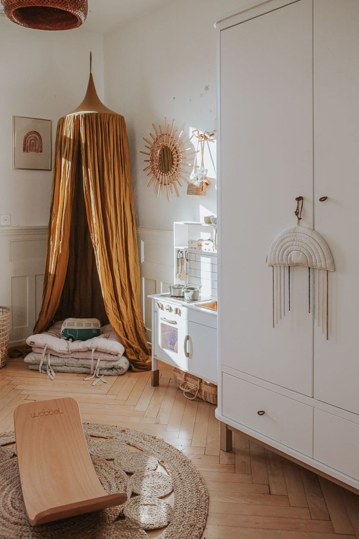 Kinderzimmer Im Boho Chic Stilmix Erwünscht Kids Rooms To