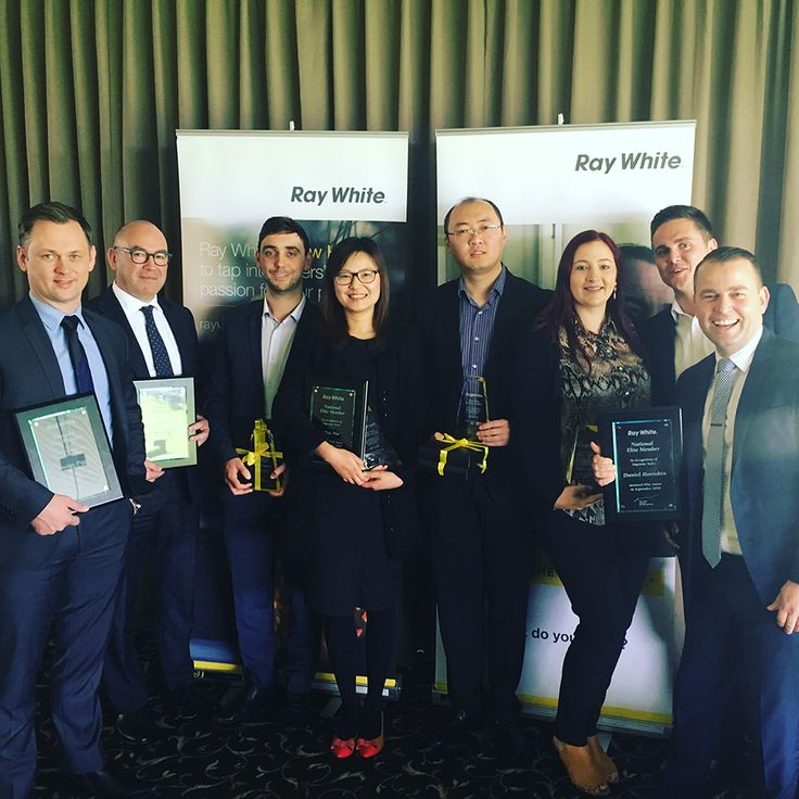 We were proud to accept a number of awards at the Ray White Zone Recognition function today. Our Property Management division was awarded #1 for New Managements as well as for Letting!  #RayWhiteNZ #RayWhiteCityApartments #SuperCityRentals