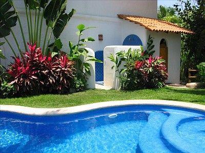 Houses With Outdoor Pool Bathroom | Sayulita Vacation Rental   VRBO 5885    5 BR Nayarit