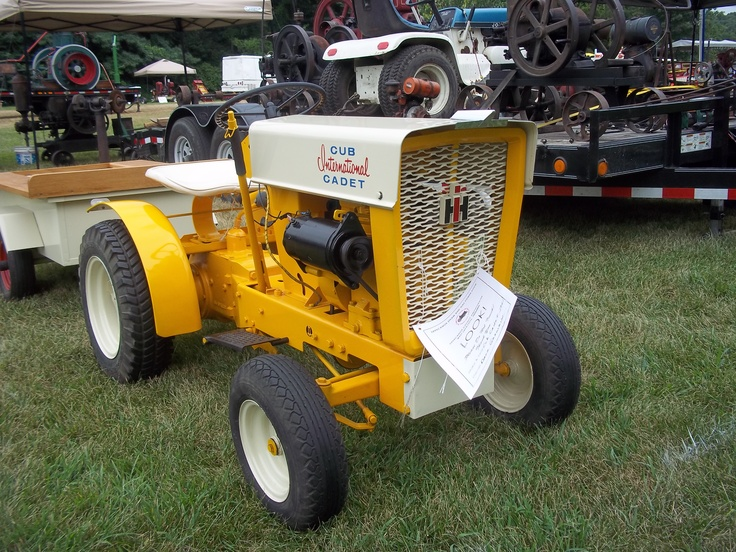 Internal Cub Cadet Lawn Mower : Best cub cadet tractors images on pinterest lawn