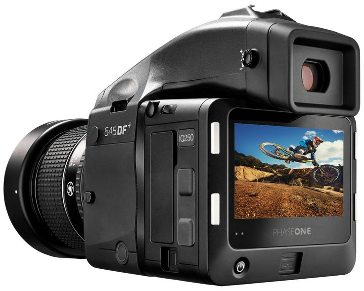 Phase One joins race for first CMOS-based medium format camera » British Journal of Photography