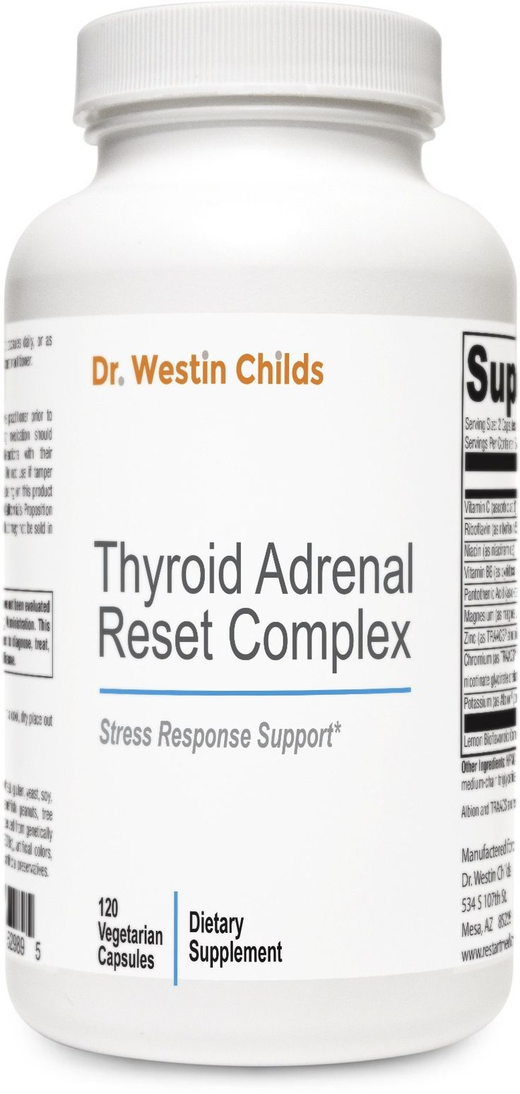 Helps support Healthy Thyroid Function and healthy Adrenal Function Designed by a Doctor who specializes in treating Hypothyroidism, thyroid resistance, Hashimoto's & Thyroid conversion disorders Includes ingredients that support healthy metabolism, energy levels and T4 to T3 conversion Does NOT contain Wheat, gluten, yeast, soy, dairy products, fish, shellfish, peanuts, tree nuts, egg, ingredients derived from genetically modified organisms, artificial colors, artificial sweete...