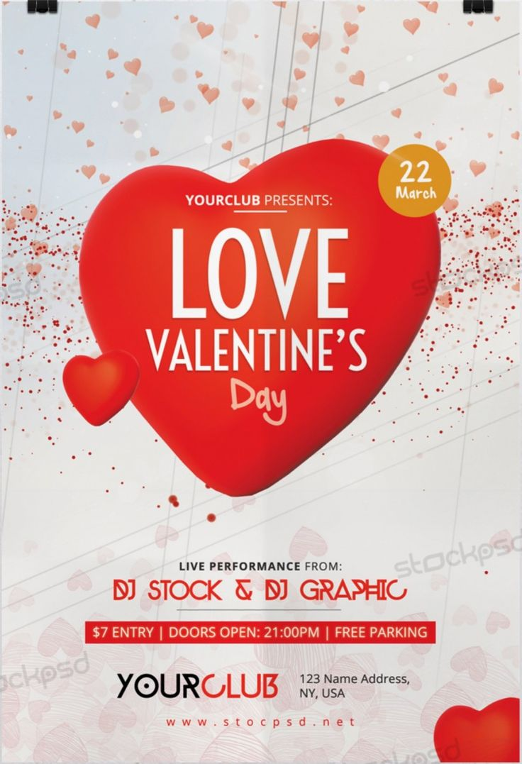 best images about flyer template valentines love valentine s day psd flyer template