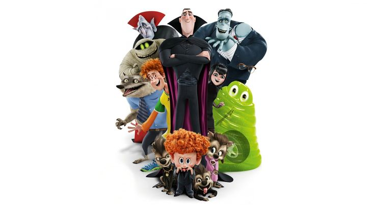 hotel transylvania 2 wallpaper movies