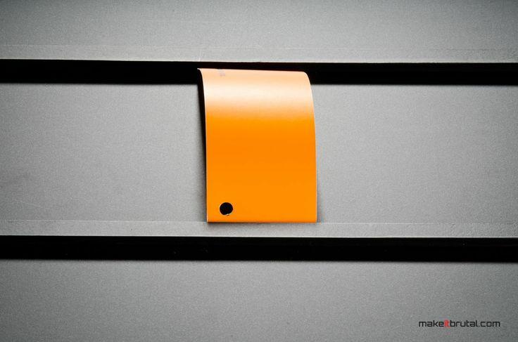 Matte Orange /1/
