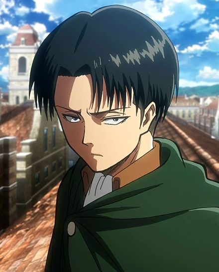 Attack on Titan - Rivaille a.k.a. Levi