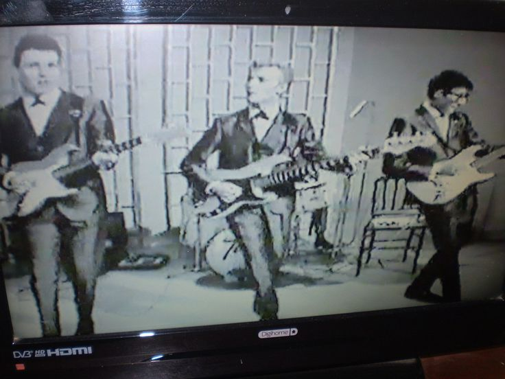 The Very Best of the 1960's Shadows DVD plus Jet Harris solo,60's Pop British Instrumental groups - The Garden Room