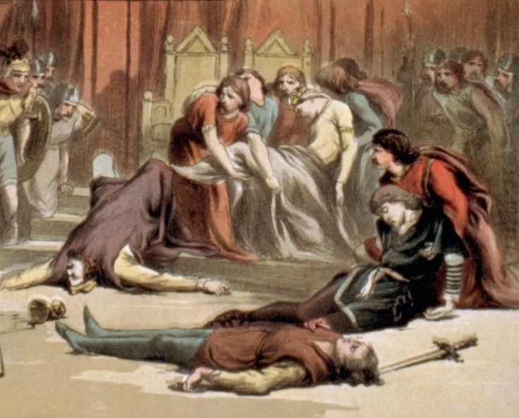 an analysis of the tragedy oedipus the king by sophocles and hamlet by william shakespeare A summary of oedipus the king, lines 1–337 in sophocles's the oedipus plays hamlet (9:12) othello analysis oedipus is notable for his compassion.