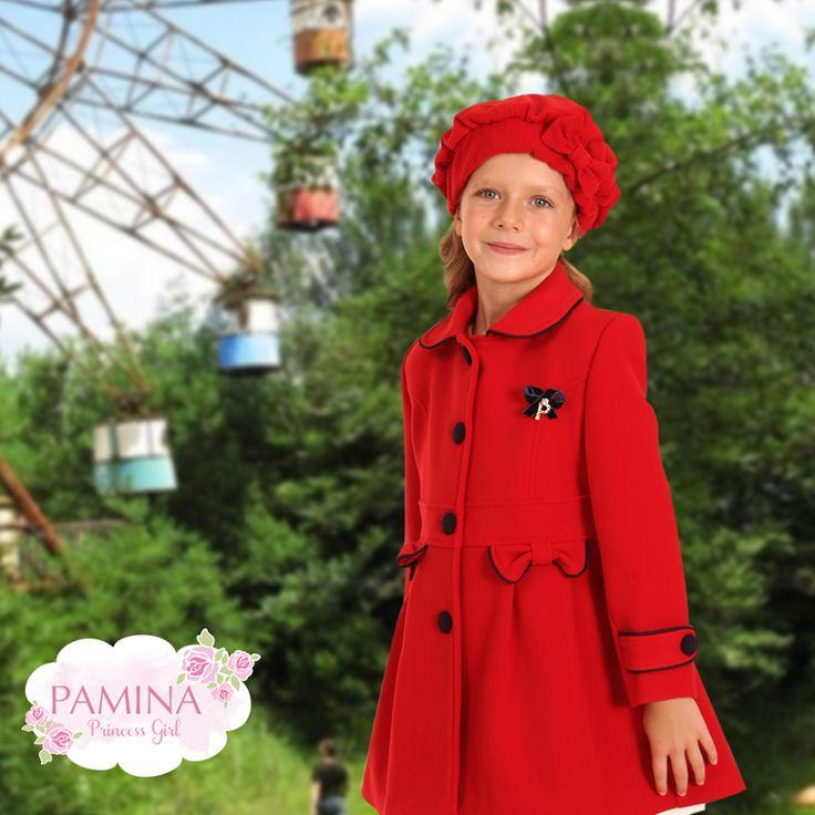 Her mevsimin tadını Pamina Kızları çıkarıyor! Pamina girls are four season so chic...    #dress #fashionkids #clothes #kidswear #winter