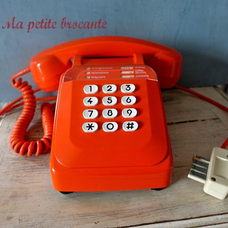 Téléphone Socotel type S63