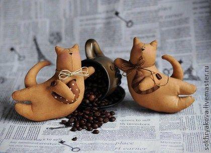 Куклы тильды коты приколы - 58